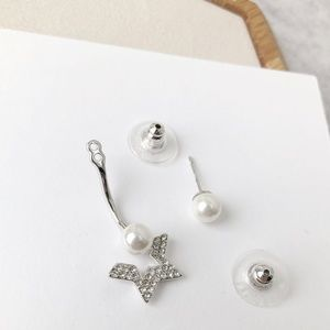 Swarovski Jewelry - Swarovski 925 Sterling Silver Earrings